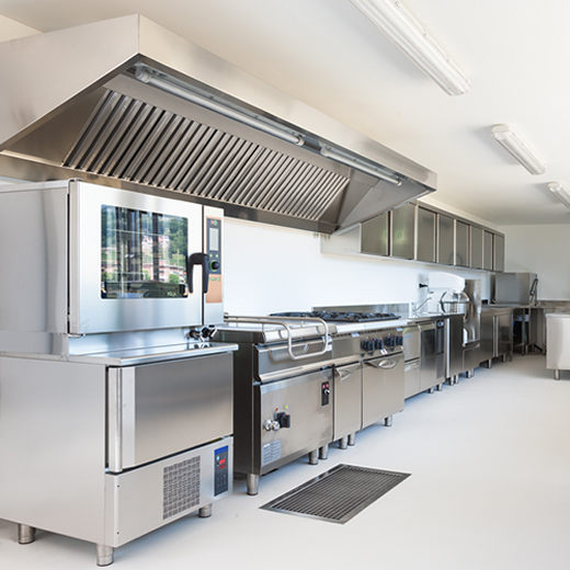 Commercial Kitchens Acme Industrial Services